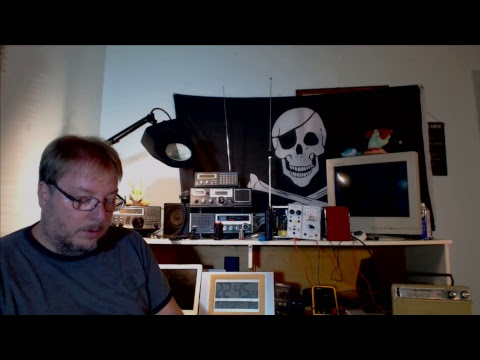 Live Shortwave Radio Show Saturday September 23rd 2017