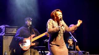 Faith Evans - Love like this - Live in London 2010