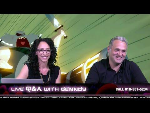 Q&A with Genndy Tartakovsky | Samurai Jack | Adult Swim