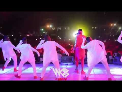 Diamond Platnumz & NE-YO Live performance at Jembekafestival 2016 part 1