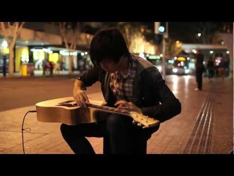 Talented Street Musician | Brisbane Australia