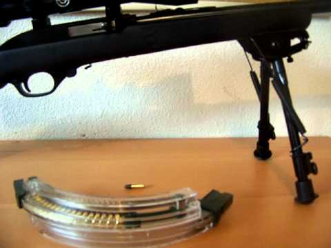 Marlin 795 High capacity magazine - YouTube