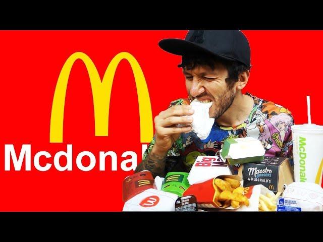 McDonalds ručak od 4 TISUĆE KALORIJA