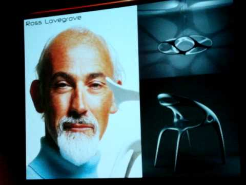 Frank Stephenson - Design Director at McLaren Automotive (The Future).