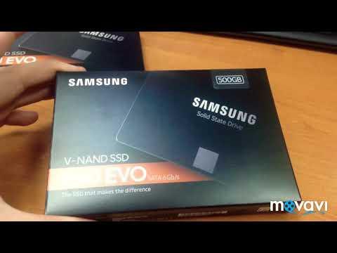 "Samsung 860 Evo-Series 500GB 2.5"" SATA III V-NAND TLC (MZ-76E500B/KR)"