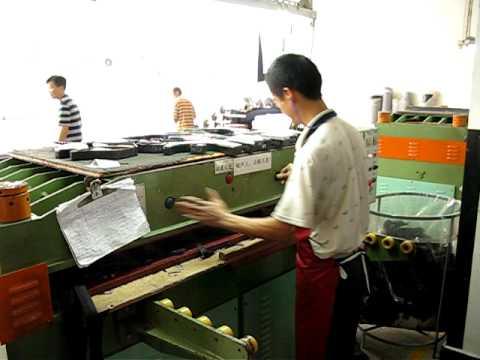 Formosa Bag Factory - Die-Cutting Foam & Fabrics - Shiwan China