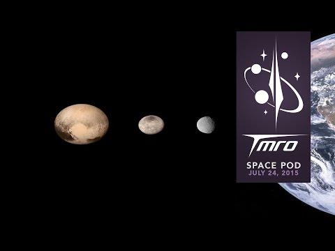 "The Pluto ""Planet"" Problem - Space Pod 07/24/15"