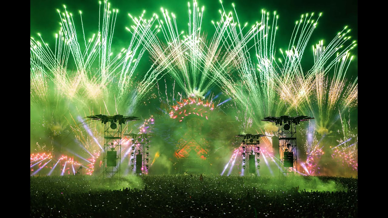 Defqon.1 Weekend Festival 2016   Official Sunday Endshow ...