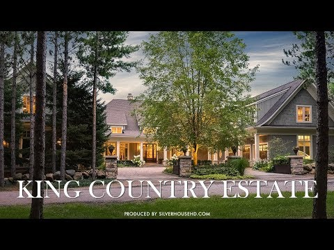 $6,380,000 King Country Estate