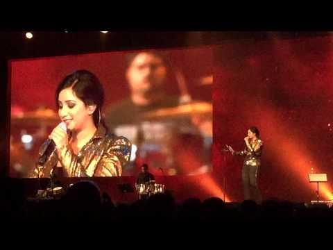 Shreya Ghosal - Singapore 2014 - Chaudhvin ka chand and Others