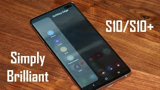 Amazing Tips to Customize your Samsung Galaxy S10's Edge Panels