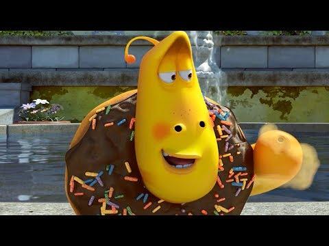 LARVA   THE DOUGHNUT   Cartoons For Children   LARVA Full Episodes   Cartoons For Children