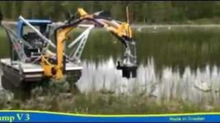 Sistema de dragado para TRUXOR 5000(Nuevo sistema de dragado de fondos para acoplar al vehículo anfibio TRUXOR 5000., 2012-08-16T10:49:30.000Z)