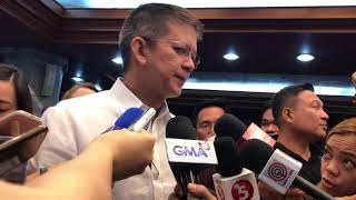 Escudero: Probe on Duterte's 'ill-gotten' wealth may 'hit a wall' sans cooperation of depositors