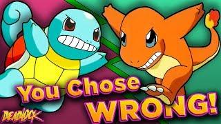 Pokemon: Which Gen 1 Starter is TRULY THE BEST? - DeadLock thumbnail