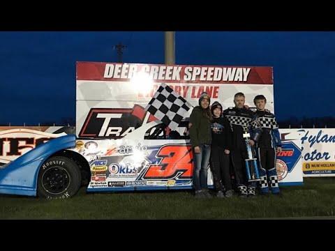 Deer Creek Speedway / 5/11/19 / Jeff Brauer / Super Stocks