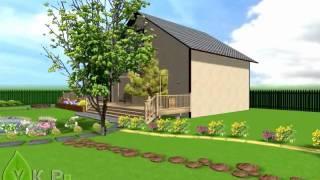 видео Ландшафтный дизайн участка: основные элементы