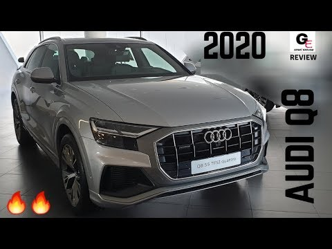 Audi Q8 | 🔥INDIA EXCLUSIVE🔥 | detailed review | price | features | specs !!!