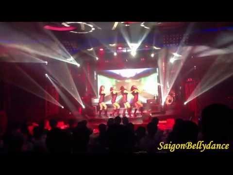 Liên khúc nhảy Bar vũ trường dance - SaigonBellydance