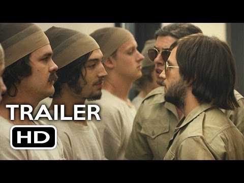 The Stanford Prison Experiment Official Trailer #1 (2015) Ez