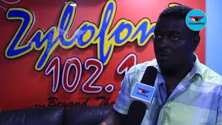 Stonebwoy is selfish; he doesn't care about the rest of us - Kumi Guitar