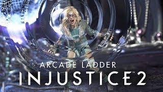 Injustice 2: Canário Negro (Black Canary) - Modo Arcade e Final | Dublado PT-BR