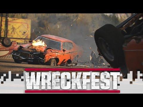 WRECKFEST - Demolition! (feat. Kurt and Cone!)