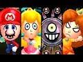 Super Mario Miitopia ALL SECRET BOSSES (3DS)