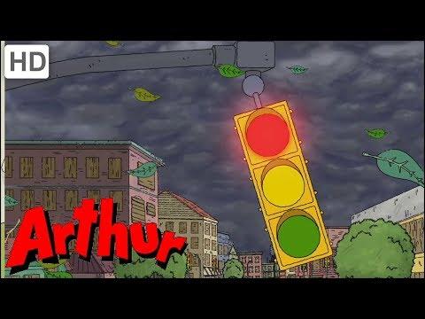Arthur (Full Episode - HD) Shelter from the Storm - Season 18, Episode 10