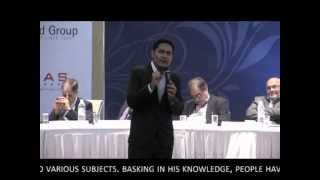 12 Parikshit Jobanputra On Branding At 19th JIBA International Conference & Trade Fair 2012