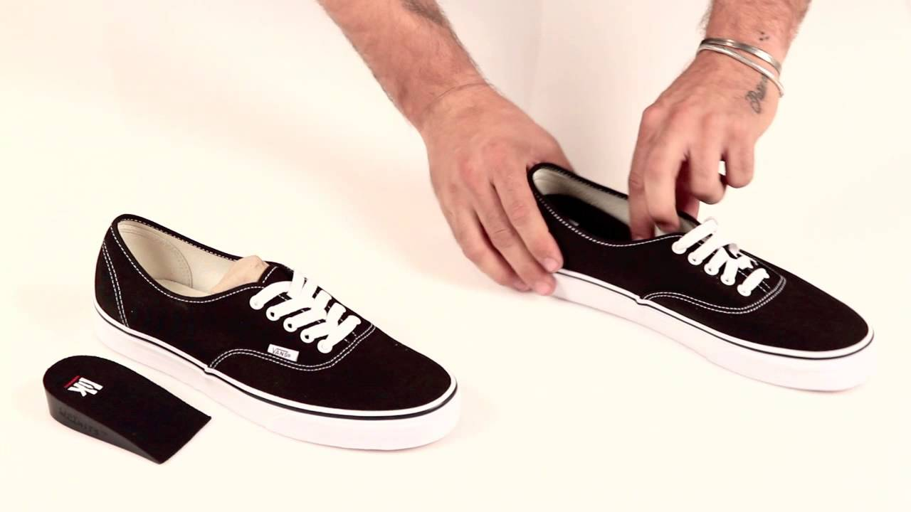 How to Get Taller - Hidden Shoe Lifts by LiftKits Insoles - YouTube 7c24aa9db