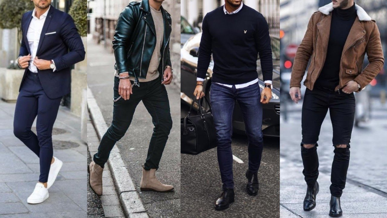 Most Stylish Outfits for Men | Winter Lookbook | Attractive Outfit Ideas  for Men in 2021 |Style Dude - YouTube