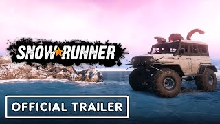 SnowRunner - Official Steam and Nintendo Switch Launch Trailer