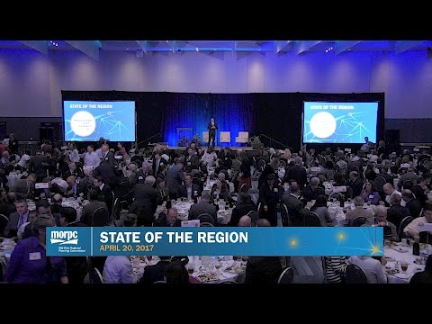 2017 MORPC State of the Region Luncheon