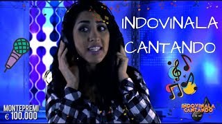 🎧🎤INDOVINALA CANTANDO....PLAGI MUSICALI? | ANGELICA
