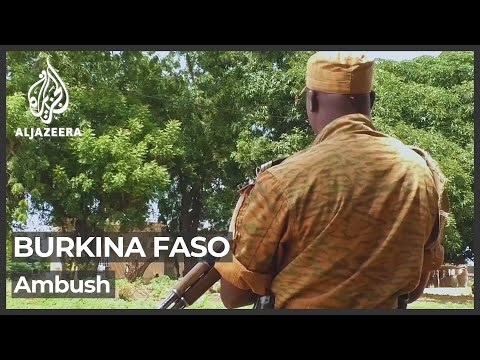 Burkina Faso: Dozens killed as military-escorted convoy ambushed