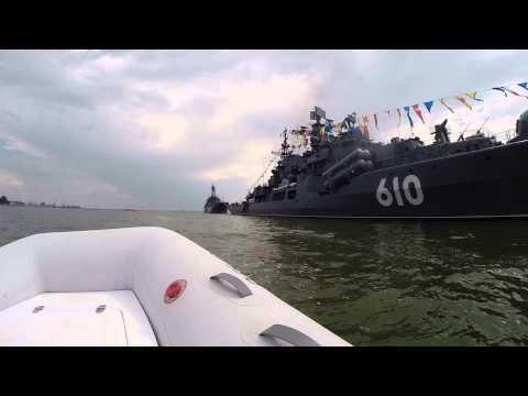 День ВМФ Балтийск 2