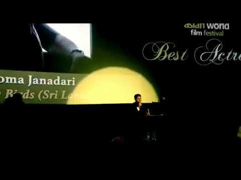 Burning Birds (Davena Vihagun) Asian Word Film Festival, Los Angeles, Best Actress 2017