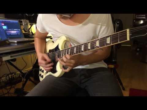 Metallica - Jump In The Fire Guitar Cover