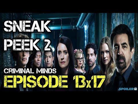 "Criminal Minds 13x17 Sneak Peek 2 ""The Capilano's"""