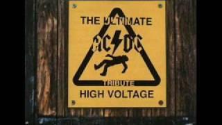 AC/DC Tribute - Shake a Leg