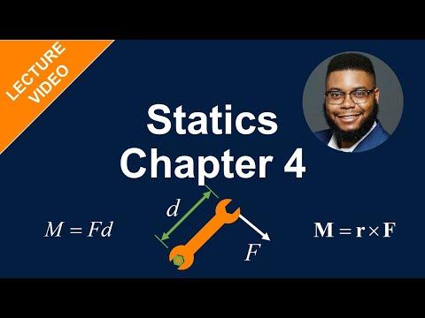 MECH 1321: Statics - Chapter 4.1-4.2