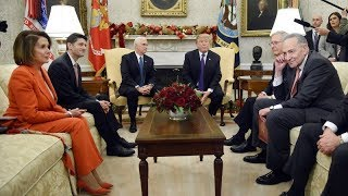 Video President Donald Trump Meets with Chuck and Nancy at The white house download MP3, 3GP, MP4, WEBM, AVI, FLV Desember 2017