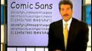Graphic Design: 43 Seconds of Graphic Design Mistakes! by John Stossel