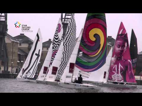 Star Sailors League 2013 - Interview of Iain Percy and Andrew 'Bart' Simpson
