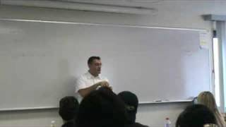 授業のひとこま 【Econ 1101:マクロ経済原理/Macroeconomic Principles】