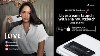 Experience 100X Superzoom On Huawei P40 Pro