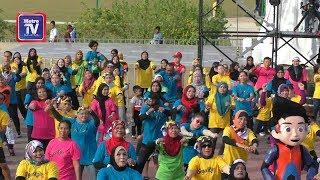 Pengunjung banjiri Festival GegaRia