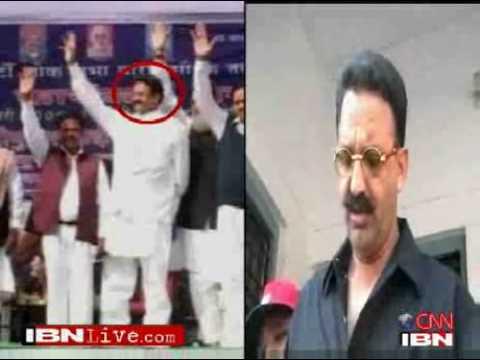MLA don Mukhtar Ansari gets B.S.P. ticket in U.P.