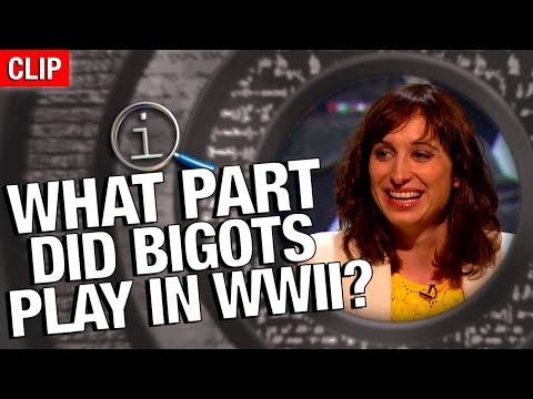 Thumbnail: QI | What Part Did BIGOTS Play In WWII?